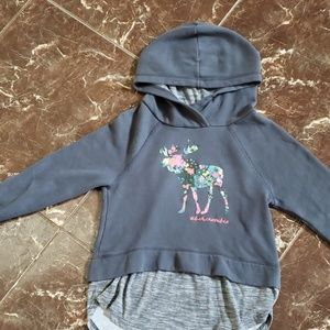 Abercrombie and Fitch moose sweatshirt
